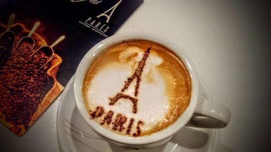 Cafe Paris Valdepenas
