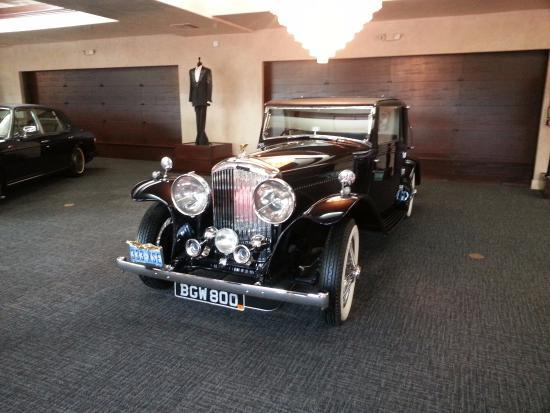 Wayne Newton S Car Collection