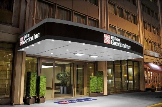 希爾頓時代廣場花園酒店照片