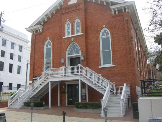 Dexter Ave Baptist Church Montgomery