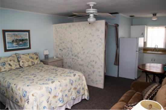 Sea Isle Motel: Sample Efficiency