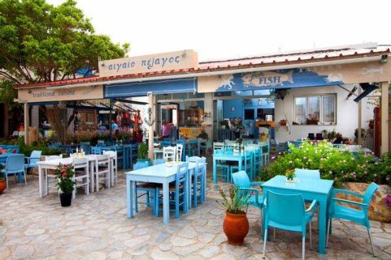 Aigaio Pelagos Restaurant
