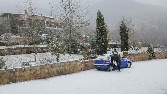 Ano Poroia, Grækenland: Hotel Epavlis