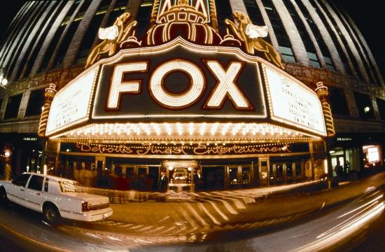 Hilton Garden Inn Detroit Downtown: Fox Theatre