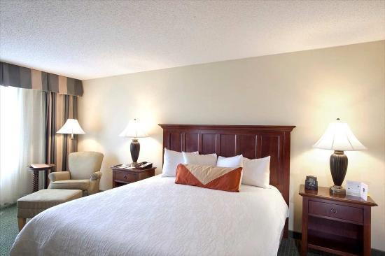 Athens, GA: Accessible  King Room