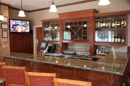 Athens, Georgien: Lobby Bar