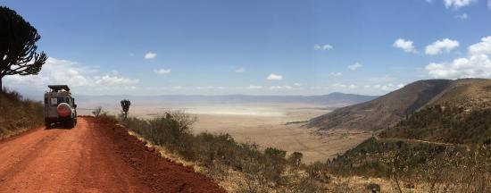 Monduli, Tanzania: Ngorongoro crater