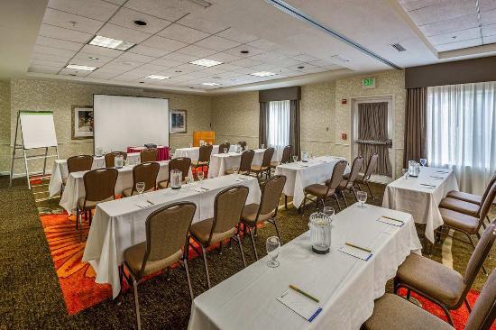 Milpitas, Kalifornia: Meeting Room