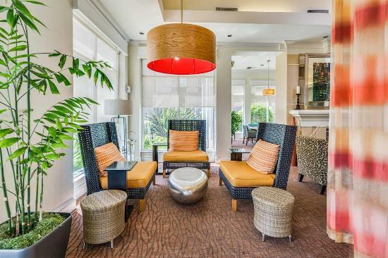 Milpitas, CA: Hotel Lobby Seating