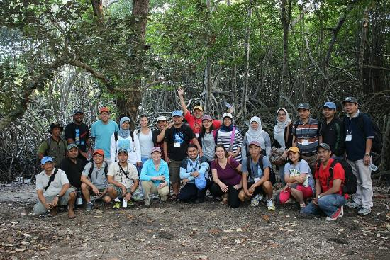 Jembrana, Indonesia: Excursion time to conservation area