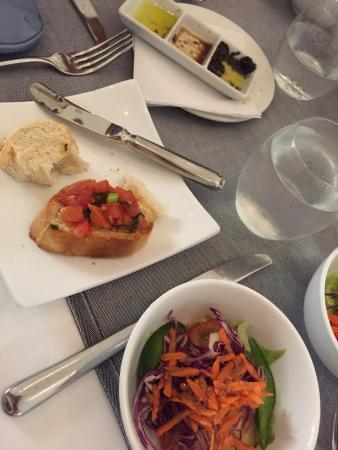 Capriccio Ristorante: Appetizers