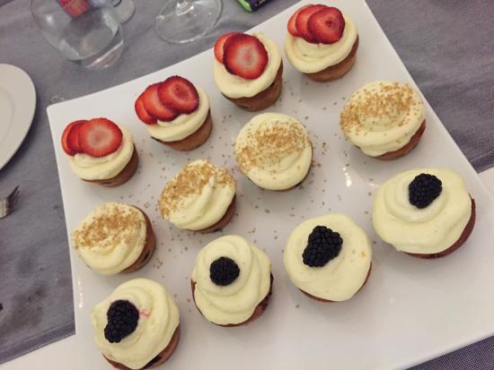 Capriccio: Dessert