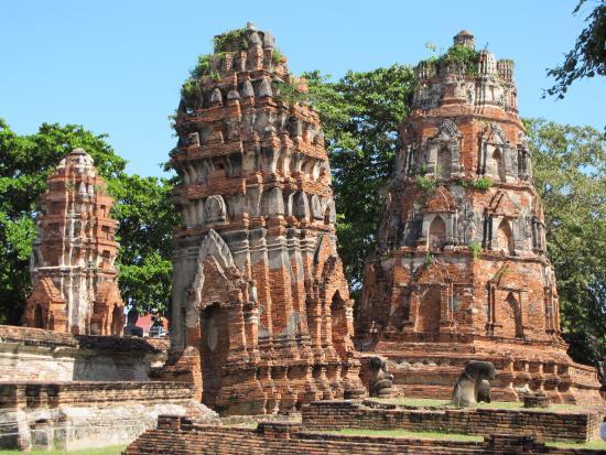 ยังคงงดงาม - Picture of Ayutthaya Historical Park ...