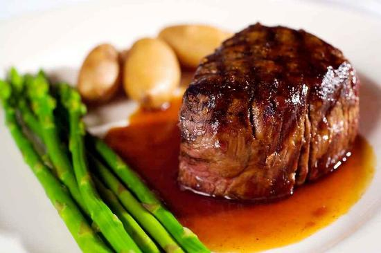 Grand Cafe Willem van Oranje : malse biefstuk