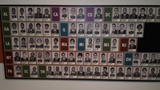 Freedom Rides Museum: Freedom Rider Member Photos from the 60s