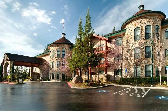 Hilton Santa Cruz / Scotts Valley: Welcome to the Hilton Santa Cruz/Scotts Valley