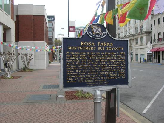Rosa Parks Library and Museum: Rosa Parks Museum