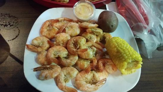 Fayetteville, TN: Shrimp Plate