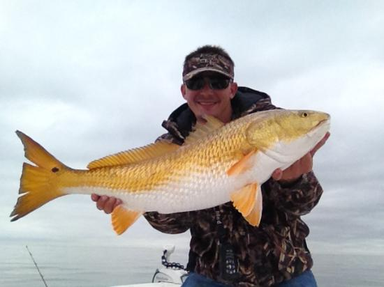 Kemah, TX: Bobby Lavender galveston bay fishing guide red fish guided charter