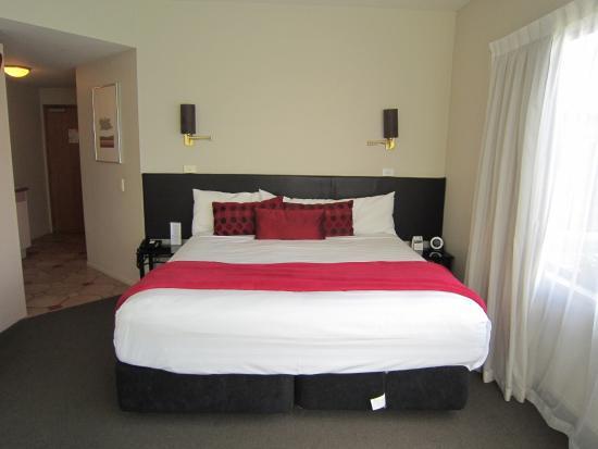 Hurley's of Queenstown: Honeymoon suite