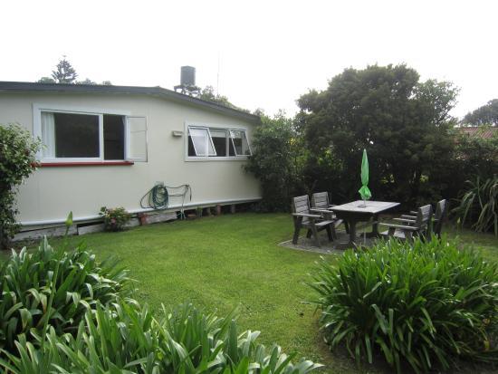 garden picture of punakaiki beachfront motels punakaiki tripadvisor rh tripadvisor com