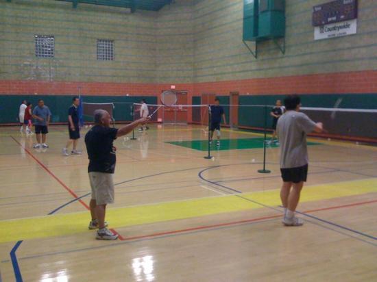 Agoura Hills/Calabasas Community Center: Badminton
