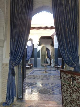 Royal Mansour Marrakech: Courtyard