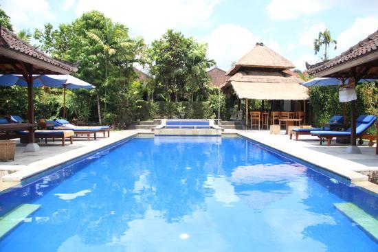 Alam Shanti: piscina