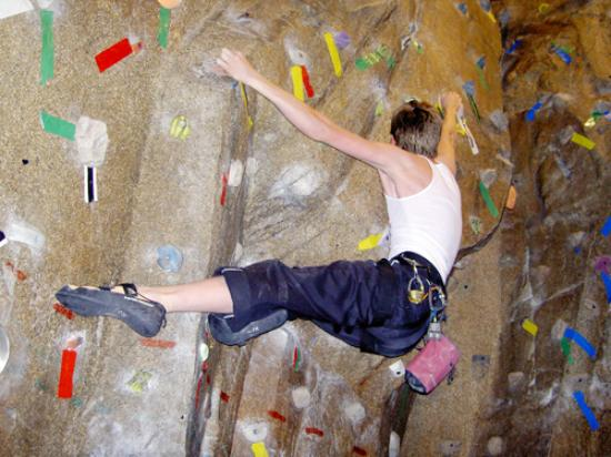 Agoura Hills/Calabasas Community Center: Rock Climbing