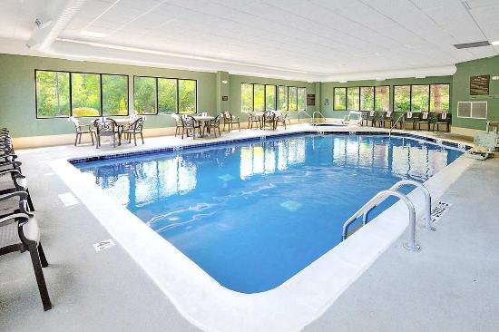 Hampton Inn Traverse City: Indoor Pool