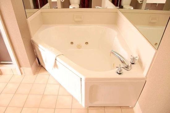 Hampton Inn and Suites Dallas - DFW Airport North / Grapevine: Whirlpool