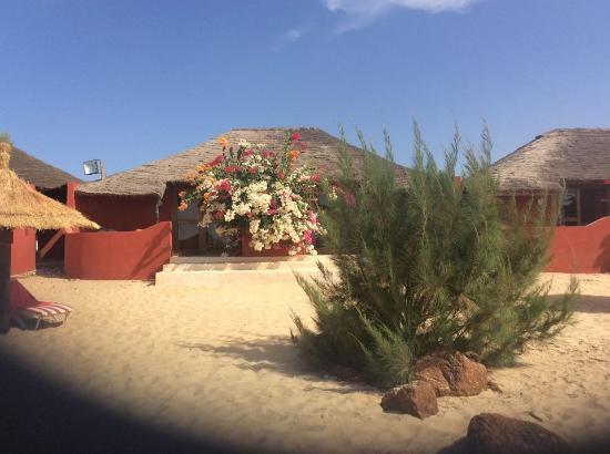 Lookea Royal Baobab: bungalow à la plage avec suplément