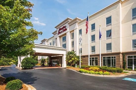 Clinton, Южная Каролина: Hotel Exterior