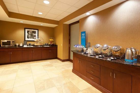 Mercer, PA: Breakfast Area