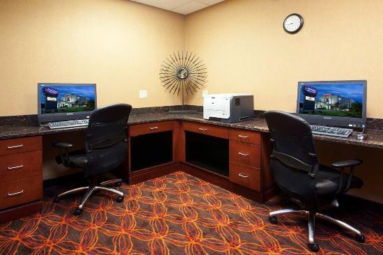 Mercer, PA: Business Center