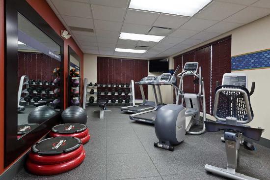 Mercer, Pensilvanya: Fitness Center