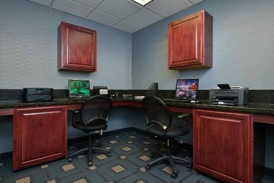 Hampton Inn East Aurora : Business Center