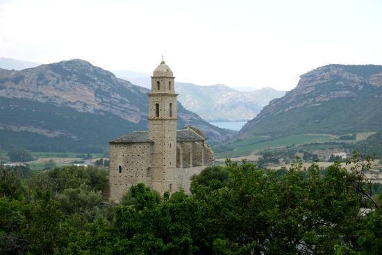 Patrimonio, France: L'église St Martin