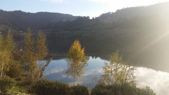 Laias, Espanha: vistas desde la habitación