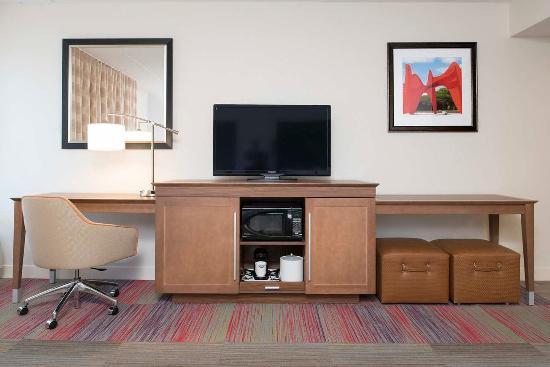 Wyoming, MI: Guest room streamline units