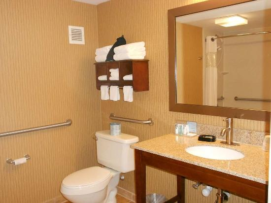 Danville, بنسيلفانيا: Accessible King with Tub