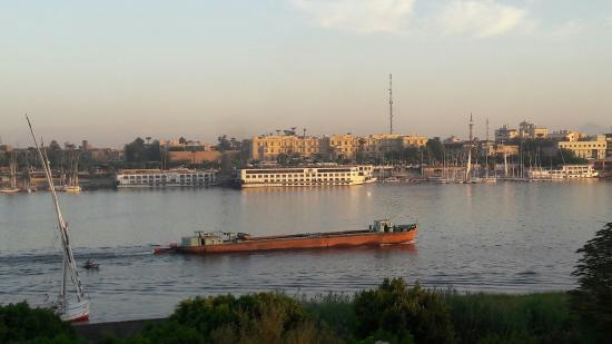 Senmut Luxor B&B: From the roof