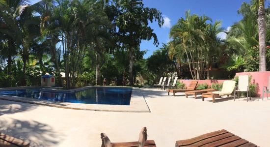 Fuego Lodge Poolside