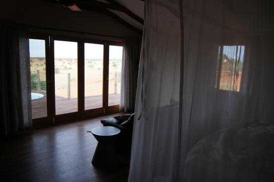 Bagatelle Kalahari Game Ranch: chambre