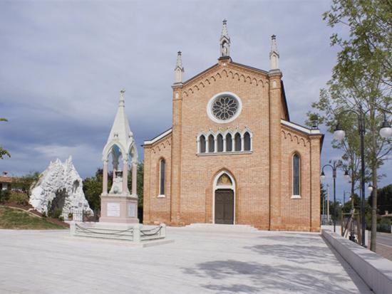 Azzano Decimo, Ιταλία: Chiesa di San Michele Arcangelo