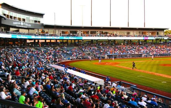 Tulsa, OK: ONEOK Field