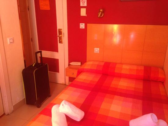 Hostal Tijcal : Our room