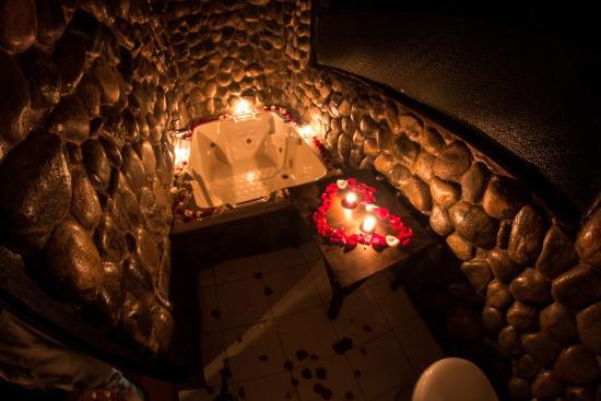El Angel, Эквадор: CABAÑA CON YACUSI