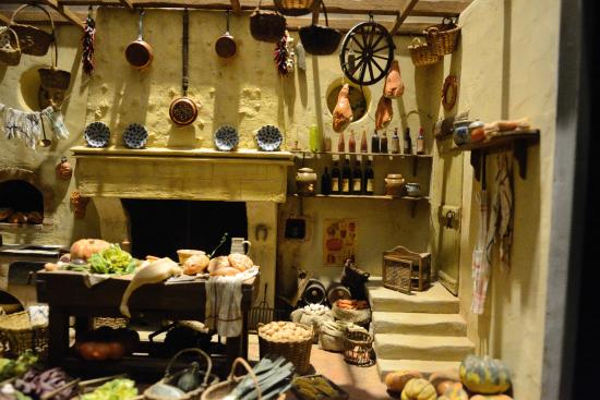 Musee Miniature et Cinema: Miniatura all'interno del museo