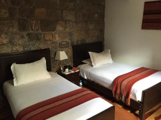 Tierra Viva Cusco Plaza: notre chambre